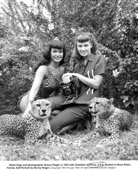 bunny-yeager-and-bettie-page-cheetahs